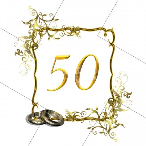 Auguri Cinquantesimo Matrimonio : Idee regalo per nozze d oro cosa si regala in genere