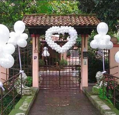 Come addobbare la casa della sposa per il matrimonio che nozze - Addobbi matrimonio casa della sposa ...
