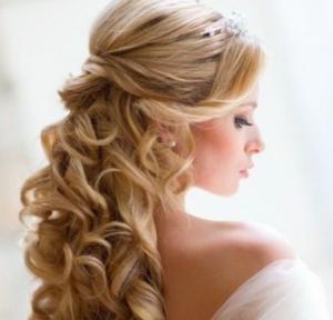 capelli lunghi sposa