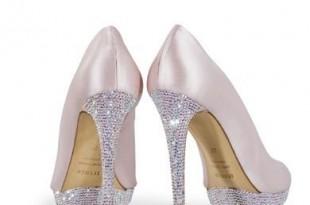 scarpe alte sposa