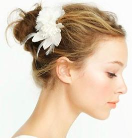 capelli raccolti