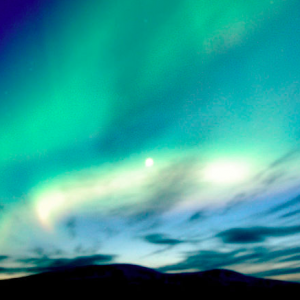 scandinavia aurora boreale