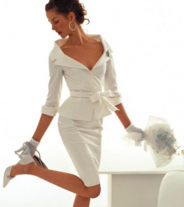 tailleur sposa comune