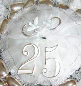 Frasi di auguri per 25 anni di matrimonio che nozze for Immagini auguri 25 anni matrimonio