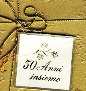 Biglietto 50 Anniversario Matrimonio.Inviti Anniversario Matrimonio 50 Anni Ispirazione Per La Casa