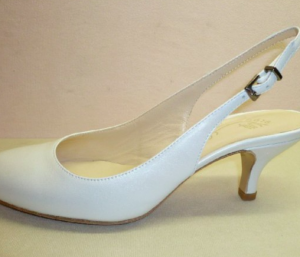 scarpe tacco basso