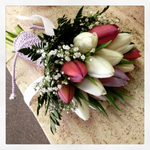 Bouquet Di Tulipani Per Sposa.Bouquet Da Sposa Con Tulipani La Guida Completa Che Nozze