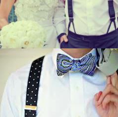 bretelle sposo