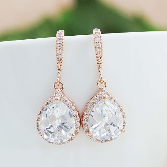 όμορφα σκουλαρίκια