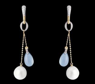 acqua marina perle