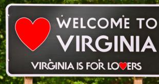 virginia viaggio