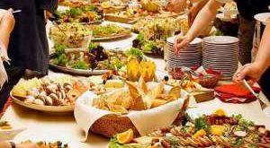 buffet matrimonio invernale